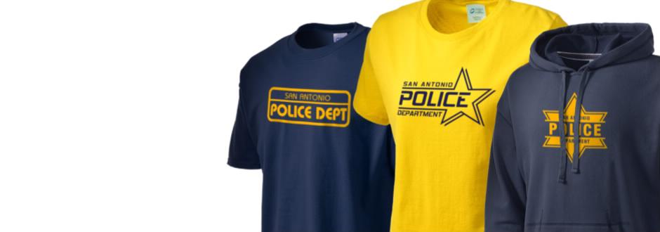 San Antonio Police Department Officer Apparel Store Prep