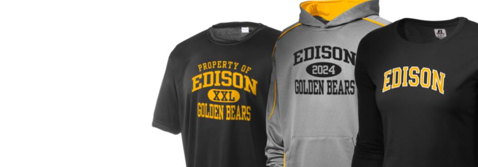 Edison High School Golden Bears Apparel Store Prep