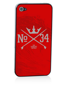 Sacramento Adventist Academy Capitals Apple iPhone 4/4S Skin