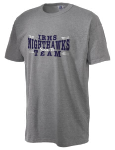 Ironwood Ridge High School Nighthawks  Russell Men's NuBlend T-Shirt