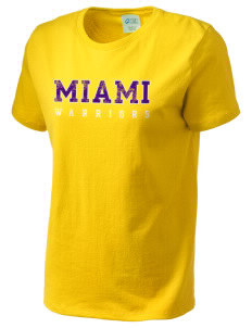 Miami High school Warriors Women's Essential T-Shirt