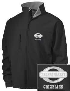 Pajaro Valley High School Grizzlies Embroidered Men's Soft Shell Jacket