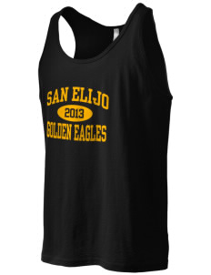 San Elijo Middle School Golden Eagles Men's Jersey Tank