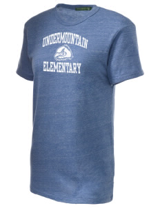Undermountain Elementary Alternative Unisex Eco Heather T-Shirt