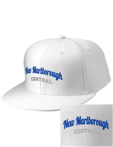 New Marlborough Central Embroidered Diamond Series Fitted Cap