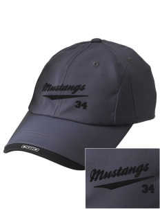 Asa Mercer Middle High Mustangs Embroidered OGIO X-Over Cap