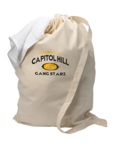 Capitol Hill Gang Starz Laundry Bag