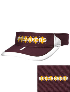 Kingston High School Buccaneers Embroidered M2 Sideline Adjustable Visor
