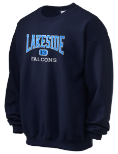 Lakeside Christian Academy FALCONS Ultra Blend 50/50 Crewneck Sweatshirt