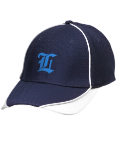 Lakeside Christian Academy FALCONS Embroidered New Era Contrast Piped Performance Cap