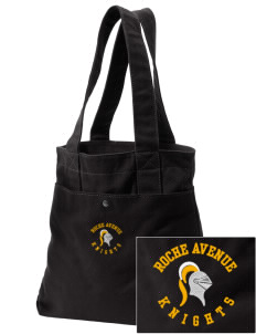 Roche Avenue School Knights Embroidered Alternative The Berkeley Tote