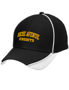 Roche Avenue School Knights Embroidered New Era Contrast Piped Performance Cap