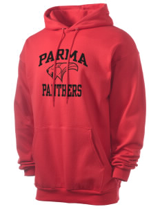Parma Middle School Panthers Men's 7.8 oz Lightweight Hooded Sweatshirt