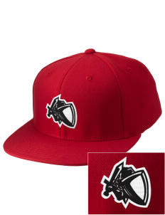 Fedde Middle School Knights Embroidered Diamond Series Fitted Cap