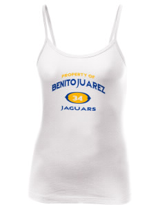 Benito Juarez Elementary School Jaguars Women's Louise Longer Length Tank