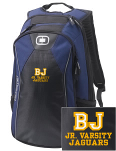 Benito Juarez Elementary School Jaguars Embroidered OGIO Marshall Backpack