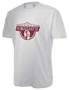 Newman Catholic School Knights  Russell Men's NuBlend T-Shirt
