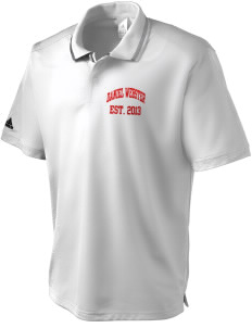 Daniel Webster High School Indians adidas Men's ClimaLite Athletic Polo