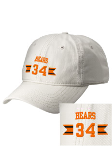 Saint Joseph Junior High School Bears  Embroidered New Era Adjustable Unstructured Cap