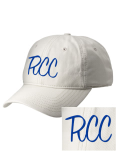 Rhinelander Catholic Central School Saints  Embroidered New Era Adjustable Unstructured Cap