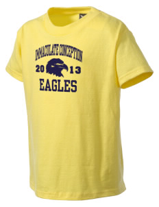 Immaculate Conception School Eagles Kid's T-Shirt