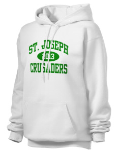 St. Joseph School Crusaders Unisex Hooded Sweatshirt