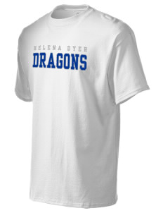 Helena Dyer Elementary School Dragons Men's Essential T-Shirt