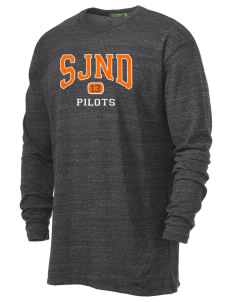 Saint Joseph Notre Dame High School Pilots Alternative Men's 4.4 oz. Long-Sleeve T-Shirt