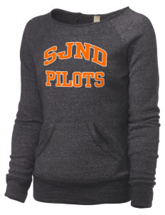 Saint Joseph Notre Dame High School Pilots Alternative Women's Maniac Sweatshirt