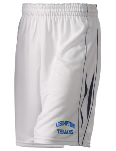 "Assumption School Trojans Holloway Women's Piketon Short, 8"" Inseam"