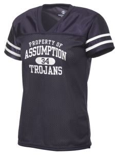 Assumption School Trojans Holloway Women's Fame Replica Jersey