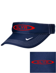 Saint Leander Year Round School Gaels Embroidered Nike Golf Dri-Fit Swoosh Visor