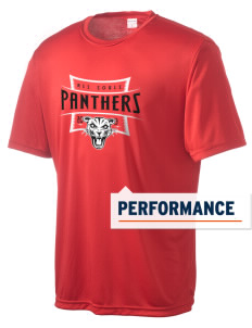 All Souls School Panthers Men's Competitor Performance T-Shirt
