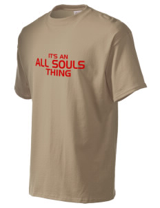 All Souls School Panthers Tall Men's Essential T-Shirt