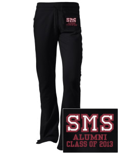 St. Mark School Lions Embroidered Holloway Women's Axis Performance Sweatpants