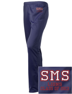 St. Mark School Lions Embroidered Holloway Women's Contact Warmup Pants