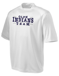Our Lady Of Perpetual Help School Indians Holloway Men's Fastbreak Performance T-Shirt