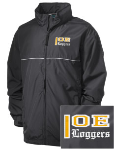 Onalaska Elementary Middle School Loggers Embroidered Men's Element Jacket