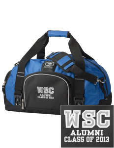 West Seattle Christian School Lions  Embroidered OGIO Big Dome Duffel Bag