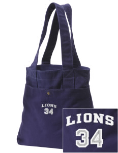 West Seattle Christian School Lions Embroidered Alternative The Berkeley Tote