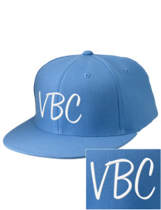 Vivian Banks Charter School Eagles Embroidered Diamond Series Fitted Cap