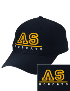 All Souls School Bobcats Embroidered Low-Profile Cap