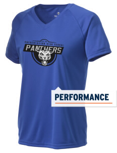 Presentation High School Panthers Holloway Women's Zoom Performance T-Shirt
