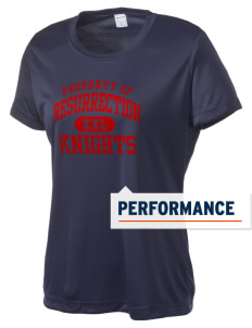 Resurrection Catholic School Knights Women's Competitor Performance T-Shirt