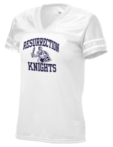 Resurrection Catholic School Knights Holloway Women's Fame Replica Jersey