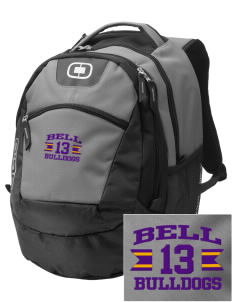 Bell Elementary School Bulldogs Embroidered OGIO Rogue Backpack