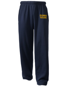 Columbus High School Sailors  Holloway Arena Open Bottom Sweatpants