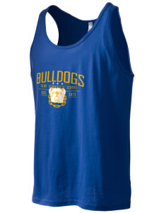 Saint Bernadette School Bulldogs Men's Jersey Tank