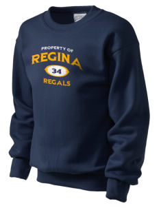 Regina High School Regals Kid's Crewneck Sweatshirt
