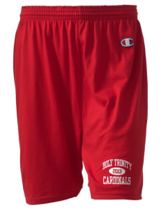 "Holy Trinity School Cardinals  Champion Women's Gym Shorts, 6"" Inseam"